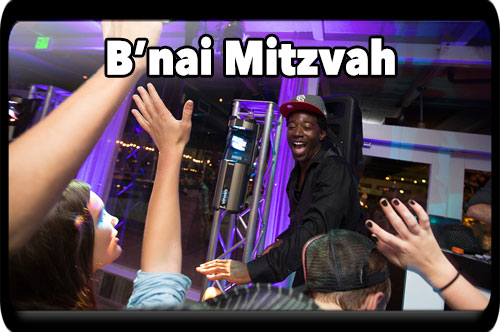 Bay Area Bar and Bat Mitzvah