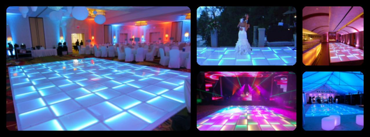 Light Up Dance Floor Denon Doyle